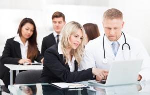 Beratung zum EDV-Einsatz in Arztpraxen