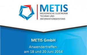 Anwendertreffen am 18 und 20 Juni 2014